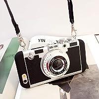 NMSLC Neue Emily in Paris 3D-Handyhülle Vintage Kamera für iPhone 11 PRO MAX/X/XS/MAX