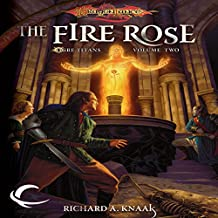The Fire Rose: Dragonlance: Ogre Titans, Book 2