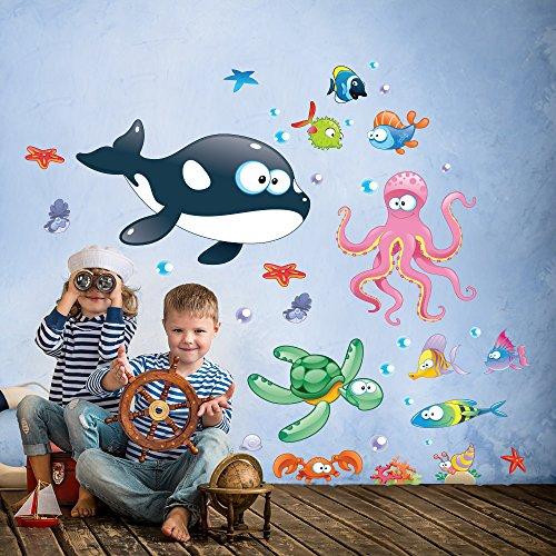 R00195 Adesivo murale per bambini Wall Art