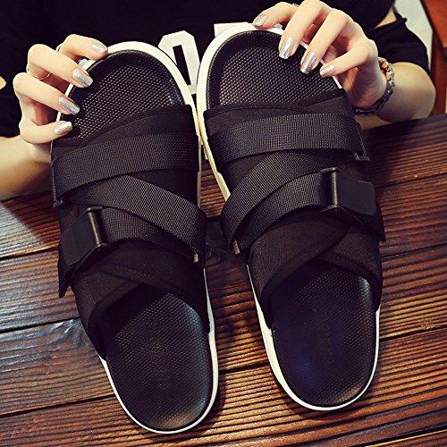 Estate Scarpe Respirabile Taglia colore Zhangrong Uomini Una Pantofole 40 Slittamento tRwZ4g