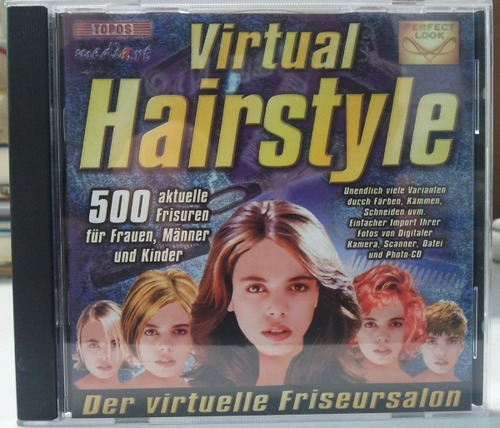 Virtual Hairstyle: Der virtuelle Friseursalon