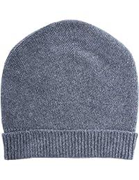 9f332c5155cf9d Really Nice Cashmere Eco Kaschmir Mütze - Fold Beanie Unisex - Winter  Strickmütze 100% Wolle