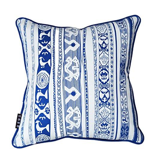 uus Moderna Blue Sofa Cuscino chiaro Elegent