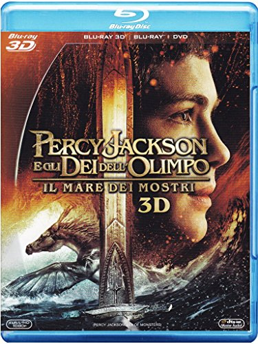 Mare Dei Mostri 3 Percy MonstersPercy Jackson: Sea of Monsters [Blu-Ray 3D] Italien [Import]