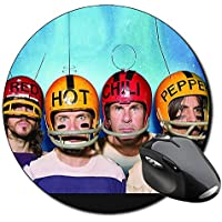 Red Hot Chili Peppers A Tappetino Per Mouse Tondo Round Mousepad PC