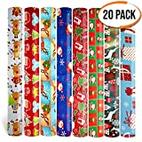 The Twiddlers Geschenkpapier Weihnachten - Christmas Wrapping Paper - 20...