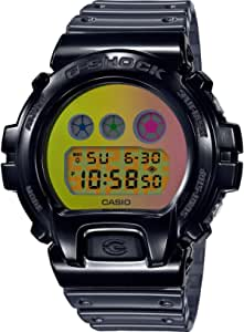 Casio Orologio Digitale Quarzo Uomo con Cinturino in plastica DW-6900SP-1ER