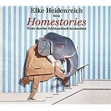 Homestories: Tiere durchs Schlüsselloch beobachtet