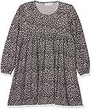 NAME IT Nitgelouisa Ls Knit Dress F Mini, Traje de Esquí para Niñas,...