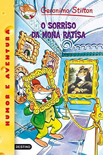 O sorriso da Mona Ratisa