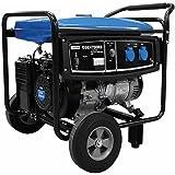Güde 40631 Stromerzeuger GSE 4700, 3500/4000 Watt 1-Zylinder/4-Takt-Motor 5,9 kW / 8 PS