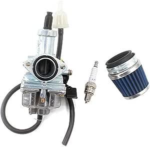 Aisen Pz26 Vergaser Luftfilter Zündkerze Für Xr100 Xr200 Trx250 Cb125 Cg125 125cc Dirt Bike Baumarkt