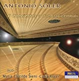 Concerto No. 6 for 2 Obbligato Keyboards in D Major: II. Minue