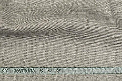 Raymond Trouser Fabric 1Pc 1.3Meter Trouser Length for Men\'s Solid Grey