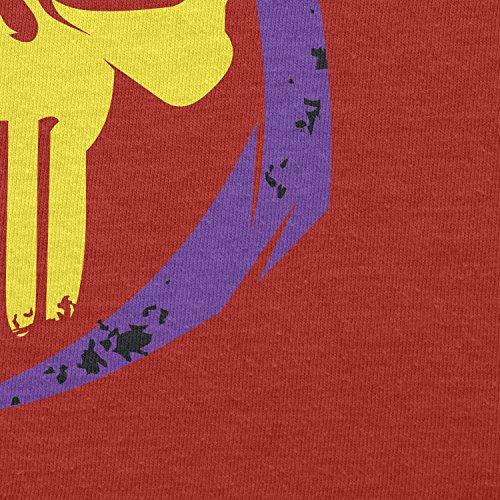 Texlab–PUNISH Tor–sacchetto di stoffa Rot