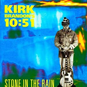 Stone In The Rain