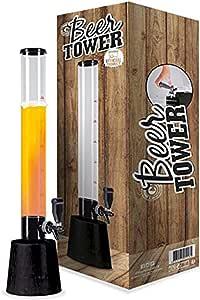Biersäule | Biertrichter | Premium Qualität | 3.5L | Trinksäule | Große Kapazität | Bar | House Party | Von OriginalCup®