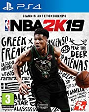 NBA 2K19 - Standard Edition [PlayStation 4]