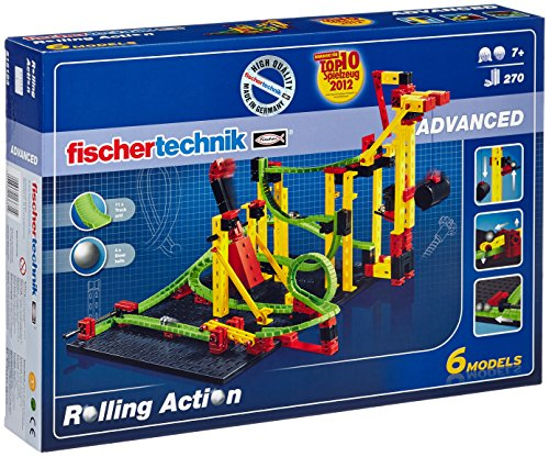 Preisvergleich Produktbild Fischertechnik 516183 - Rolling Action, Kugelbahn