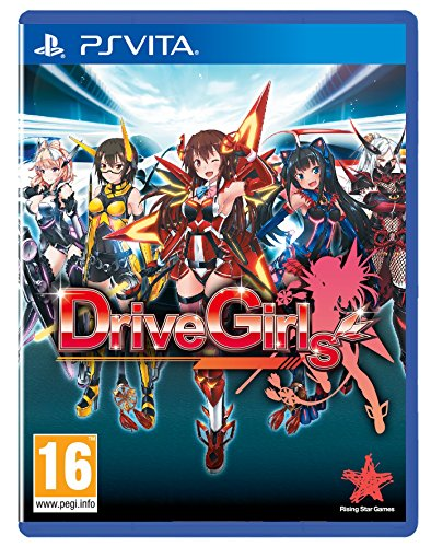 Drive Girls (PlayStation Vita) (New)