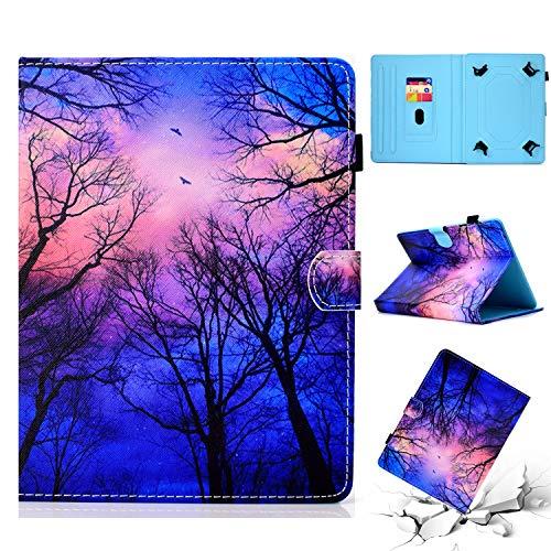 Uliking custodia universale per tablet Samsung Galaxy, Apple iPad, Amazon Kindle, Google Nexus and more 6.5–26,7cm tablet