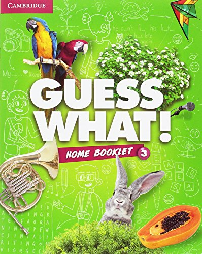 Guess What Special Edition for Spain Level 3 Activity Book with Guess What You Can Do at Home and Online Interactive Activities, Pack de 2 Libros por Lynne Marie Robertson