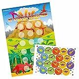 A3 Dinosaur Reward Chart & Stickers Bumper Pack for Teachers, Parents & Schools