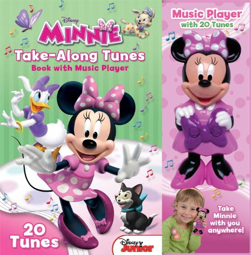 Disney Minnie Mouse Bow-tique Take-Along Tunes - Mouse Bow