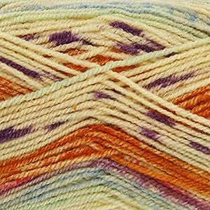 King Cole Splash DK Knitting Yarn 100g Apricot 811