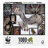 Great Gizmos WWF Eulen-Puzzle (1000-teilig)