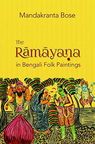 The Ramayana in Bengali Folk Paintings