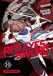 Red Eyes Sword - Akame Ga Kill ! Edition simple Tome 14