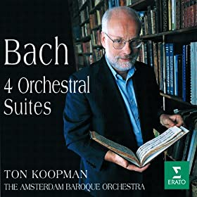Bach, JS : Orchestral Suite No.1 In C Major BWV1066 : I Ouverture