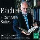 Bach, JS : Orchestral Suites Nos 1 - 4