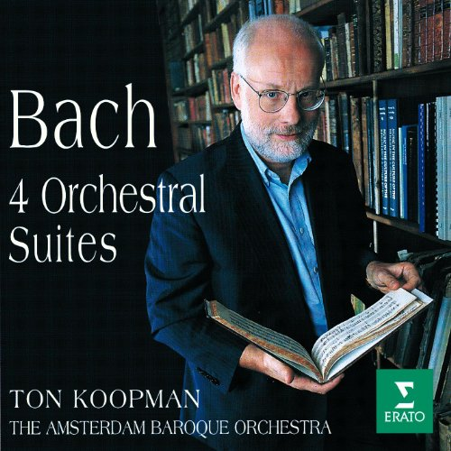 Bach, JS : Orchestral Suite No.2 In B Minor BWV1067 : VI Double