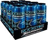 Rockstar Energy Drink Xdurance, 12er Pack, Einweg (12 x 500 ml)