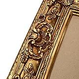 Bilderrahmen Barock Gold 60×70/ 40×50 cm (Antik) Im Retro-Vintage look durch Handarbeit hergestellt für Künstler, Maler. Idealer Gemälde-Rahmen für Ausstellungen STAR-LINE® - 5