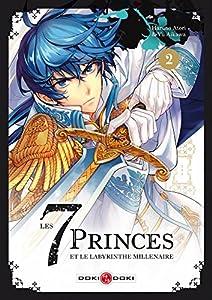 Les 7 Princes et le labyrinthe millénaire Edition simple Tome 2