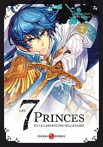 Les 7 princes et le labyrinthe millénaire - volume 2 par Yu AIKAWA