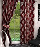 Freehomestyle Modern Window Curtains- Ma...