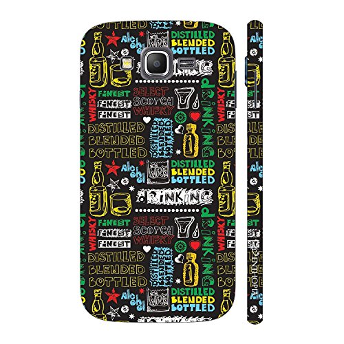 Enthopia Designer Hardshell Case On The Rocks! Back Cover for Samsung Galaxy Grand Prime  available at amazon for Rs.95