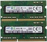 Samsung ram memory 8GB kit 2 x 4GB DDR3 ...