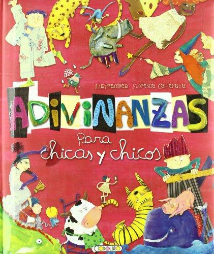 Adivinanzas para chicas y chicos (Libros para todos) por Todolibro