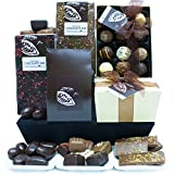 CHOCOLATIERS GOURMET CHOCOLATE HAMPER - Exclusive...