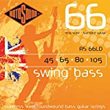 Rotosound RS66LD Swing Bass basso elettrico a 4 corde set (45 – 105)
