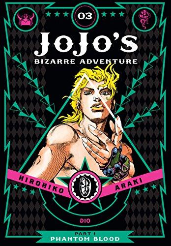 JoJo's Bizarre Adventure: Part 1--Phantom Blood, Vol. 3 (English Edition)
