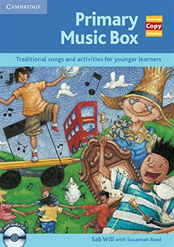 Primary Music Box with Audio CD (Cambridge Copy Collection) por Sab Will