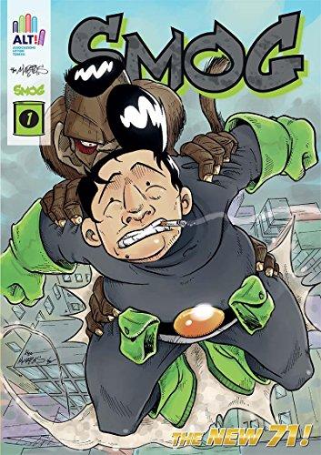 scaricare ebook gratis SMOG 1: La scimmia vuole, la scimmia ha! PDF Epub
