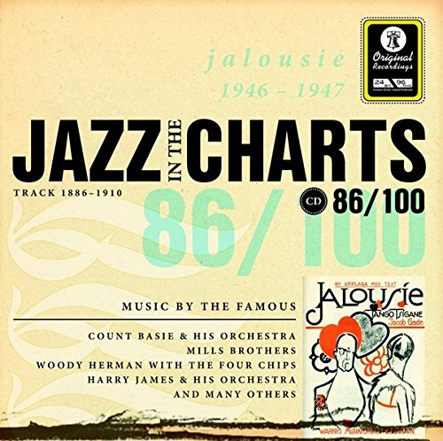 Jalousie 1946-1947 (Jazz in the charts)