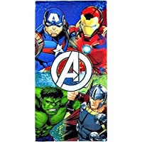 Avengers 2200002787 - Toalla playa y piscina